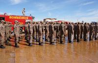 Foi realizada na manhã desta sexta-feira, 20, a formatura da turma do Curso Especial de Formação de Sargentos (CEHS) do Corpo de Bombeiros Militar do Estado do Tocantins