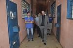 Gestor da Seciju adentrou os alojamentos, verificando as instalações e também novas oportunidades de melhorias.