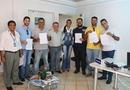 Presidente Roberta Castro recebe grupo de pipeiros nesta sexta-feira, 1º, na sede da ATS em Palmas