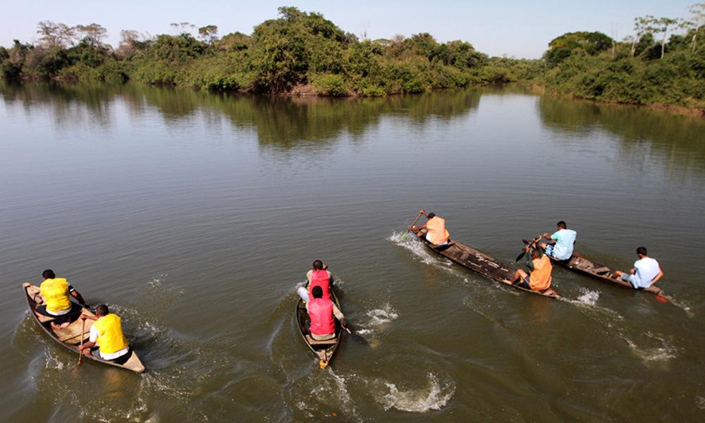 3º Festival de canoagem do região do Cantão
