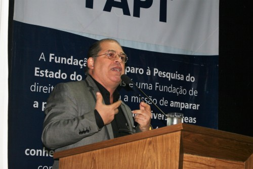 Marcio da Silveira, superintendente de Desenvolvimento da Ciência e Tecnologia e presidente da FAPT