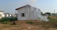 Unidades habitacionais da T-23, Jardim Taquari, em Palmas, foram ocupados por quase um ano