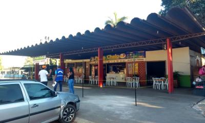 Vistoria nos terminais rodoviários do Tocantins