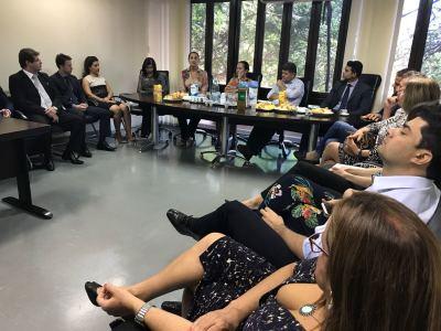 PGE reuniu procuradores do Estado nesta terça