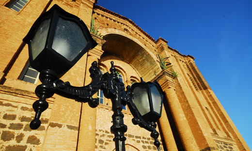 Catedral de Nossa Senhora das Mercês é referência arquitetônica de Porto Nacional