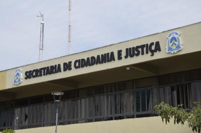 Secretaria da Cidadania e Justiça do Tocantins