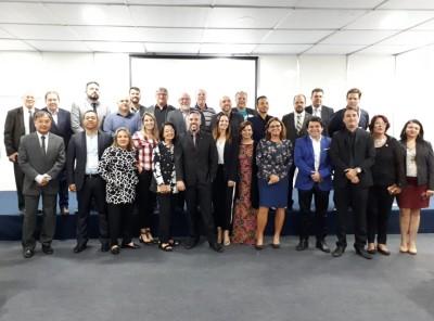 Gestores reunidos em São Paulo para o 5º Fornatur