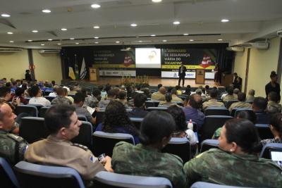 Tocantins abriu nesta terça-feeira,18, Semana Nacional do Trânsito com o seminário de Segurança Viária.
