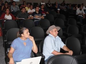 O evento contou com a participação de gestores de 23 municípios