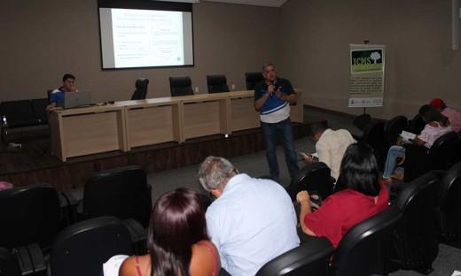 O administrador de empresas e responsável pelo ICMS Ecológico, Ruy Reis, enfatizou itens importantes do questionário que devem ser implementados pelo município