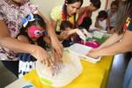 Estudantes da Educação Especial participam de manhã com atividades lúdicas em comemoração ao dia das crianças