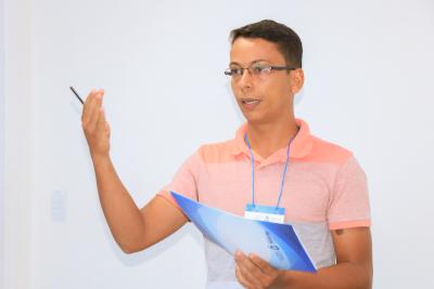 Bruno Ricardo Pires destaca a interação entre pontos importante da Política de Assistência Social