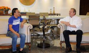 Mauro Carlesse destacou que a intenção é industrializar o Estado, gerar empregos e, agora, com maior segurança jurídica e política, o Tocantins passa a atrair investidores