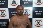 Luís Enoque Henrique estava foragido há 18 anos e foi preso pela Polícia Civil em Lageado