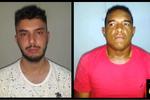 Wemerson e Hugo foram presos em flagrante pela Polícia Civil por tráfico de drogas
