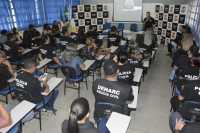 Solenidade abre etapa Palmas da Academia Itinerante da Polícia Civil