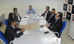 Reunião do Fumpol teve como objetivo tratar sobre o plano anual de destinação de recursos financeiros para o ano de 2019