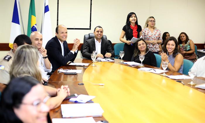 Equipe do Banco Central pretende disseminar estratégias do Tocantins para outros estados