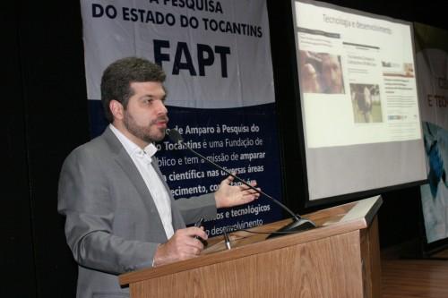 Rafael Dubeux foi um dos palestrantes