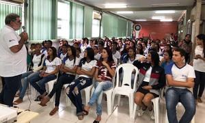 Estudantes de Araguaína participam da Semana de Ciência e Tecnologia promovida pela UFT
