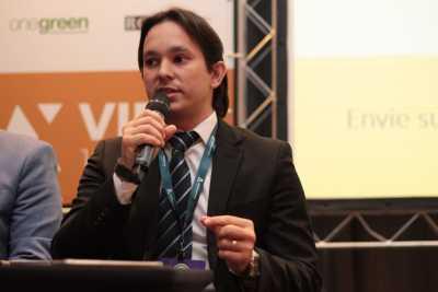 Secretário Estadual do Meio Ambiente e Recursos Hídricos, Leonardo Cintra