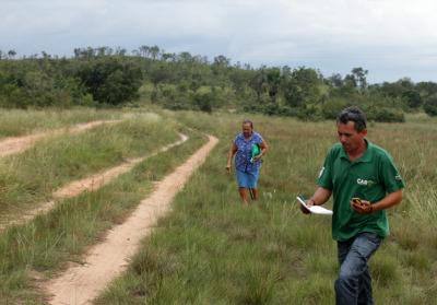 Parceria entre Semarh e Incra tem meta de realizar quatro mil inscrições do Cadastro Ambiental Rural