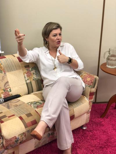 Médica mastologista destaca cuidados na II Semana da Saúde da Mulher da PGE