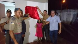 Corpo de Bombeiros do Tocantins inaugura projeto Bombeiros Inclusão Digital em Araguatins