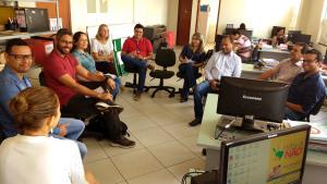 Adapec e Saúde reforçam parceria para o fortalecimento na prevenção da raiva animal e humana
