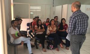 Projeto piloto, a princípio, está atendendo acadêmicos do curso de Contabilidade do Itpac de Araguaína e a Católica do Tocantins na Capital