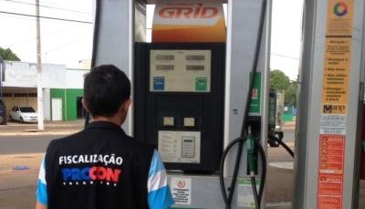 Mais de 20 postos de gasolina  foram notificados  entre os dias 26 e 31 de outubro.jpeg