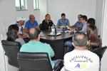 informações sobre o seguro de responsabilidade civil de passageiros são repassados a técnicos da ATR