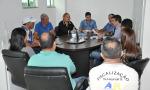Durante o encontro foram repassadas informações sobre o seguro de responsabilidade civil de passageiros