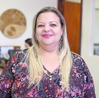 Ruthcleia Pereira de Sousa Lopes é diretora regional de Educação de Guaraí