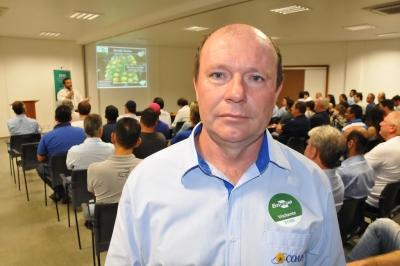 """Alberto Mazola: """"Nós provocamos a reunião porque temos uma preocupação muito grande para conter o problema da aflatoxina, que atrapalha as exportações"""""""