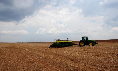Para a safra 2018/2019, a produção de grãos estimada para o Estado deverá ficar entre 4,7 e 4, 9 milhões de toneladas