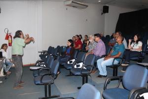 O encontro teve a participação de moradores, empresários e representantes de produtores rurais da APA Lago de Palmas