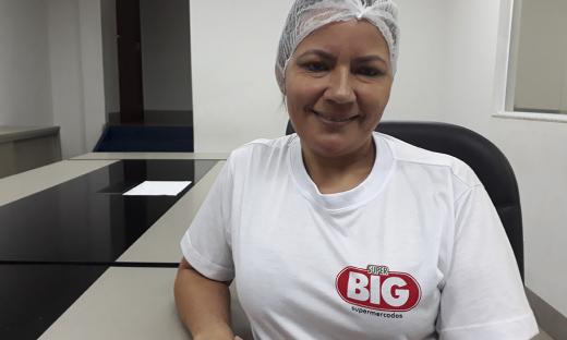 Antonina Coelho de Arruda participou do dia D em 2016 e foi selecionada