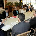 Visitas aos órgãos do Governo do Estado são para avaliar o andamento das atividades do empréstimo em cada uma das instituições executoras no âmbito do PDRIS