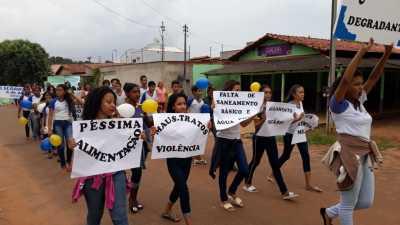As ações envolveram aulas, palestras e documentários sobre situações degradantes de trabalho