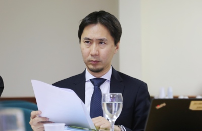 O representante do Banco Mundial Satoshi Ogita disse que os resultados apresentados foram satisfatórios