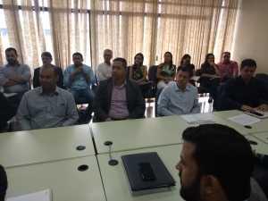 Presidente do Naturatins participou da reunião