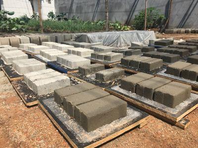 Fábrica de artefatos de concreto será inaugurada amanhã, dia 09, em Palmas