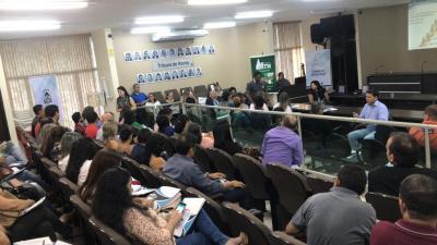 Professores e coordenadores financeiros participam do II Seminário Regional de Educação Fiscal