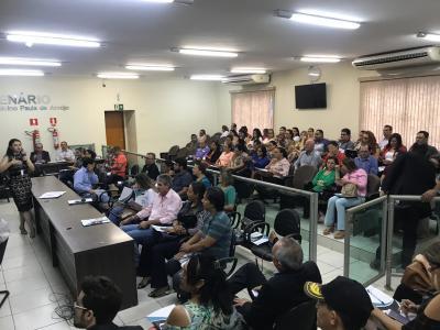 O II Seminário Regional de Educação Fiscal ocorre em Araguaína
