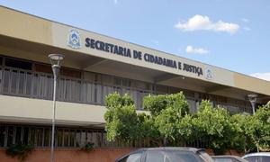 Posse será realizada na sede da Secretaria de Estado da Cidadania e Justiça, localizada na Praça dos Girassóis, em Palmas