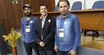 Participam do evento, o presidente Marcelo Falcão, o gerente de Controle de Uso dos Recursos Florestais, Manoel Ribeiro Junior, e o inspetor de Recursos Naturais, Francisco Mota Sobrinho