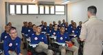 Um total de 36 bombeiros militar participam, nesta terça-feira, 13, da formatura referente aos cursos de Atendimento Pré-Hospitalar (APH) Instrutor e Básico