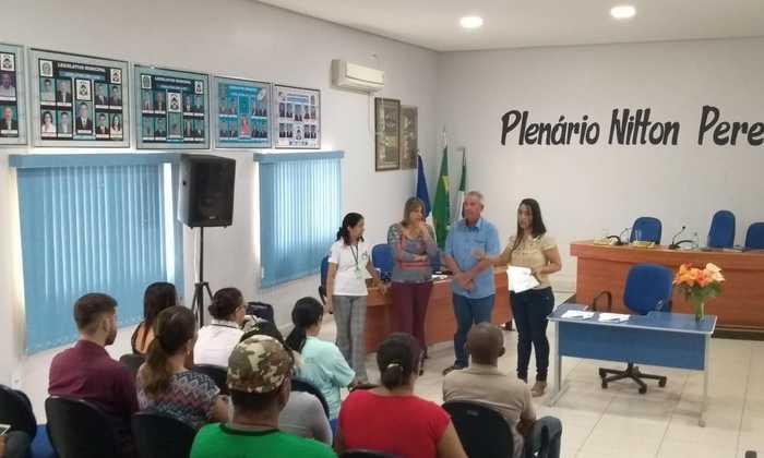 Implantação do Protocolo do Fogo e Fórum do Lixo municipal em Novo Jardim