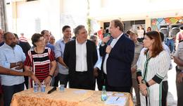 Na ocasião o governador Mauro Carlesse parabenizou os gurupienses pelos 60 anos de emancipação política do município, ressaltou o caráter municipalista da sua gestão
